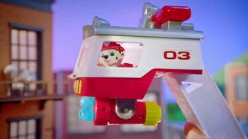 PAW Patrol Ultimate Rescue Firetruck TV Spot, 'Hop In' - Thumbnail 7