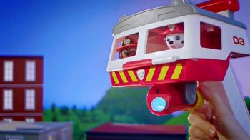 PAW Patrol Ultimate Rescue Firetruck TV Spot, 'Hop In' - Thumbnail 8