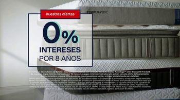 Ashley HomeStore Labor Day Mattress Sale TV Spot, 'Colchones' [Spanish] - Thumbnail 4