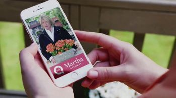 QVC TV Spot, \'Martha Stewart Collection\'