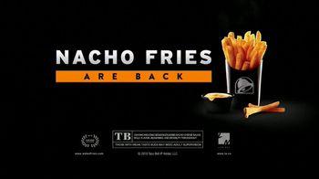 Taco Bell Nacho Fries TV Spot, 'Sequel as Satisfying as the Original' - Thumbnail 8