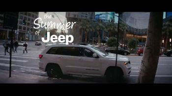 Jeep Summer of Jeep TV Spot, 'VIP: Apple Music' Song by OneRepublic [T2] - Thumbnail 1