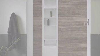 Kohler LuxStone Showers TV Spot, 'Get More Room Out of Your Shower' - Thumbnail 8