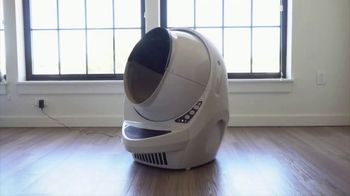 Litter-Robot TV Spot, 'Once You Have One, You'll Never Want to Go Back' - Thumbnail 1