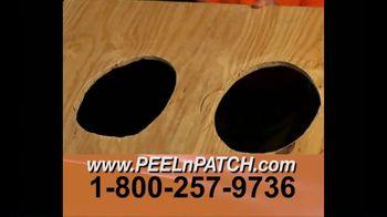Peel N Patch TV Spot, 'Repair Like a Pro' - 5 commercial airings