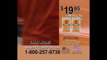 Peel N Patch TV Spot, 'Repair Like a Pro' - Thumbnail 9