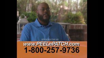 Peel N Patch TV Spot, 'Repair Like a Pro' - Thumbnail 6