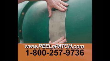 Peel N Patch TV Spot, 'Repair Like a Pro' - Thumbnail 8