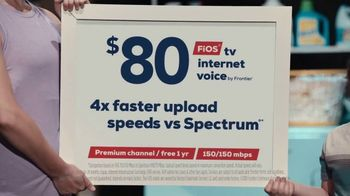 Frontier Communications TV Spot, 'Stuck in a Yoga Pose' - Thumbnail 9