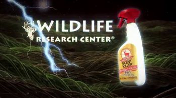 Wildlife Research Center Super Charged Scent Killer TV Spot, 'Smash Odor' - Thumbnail 5