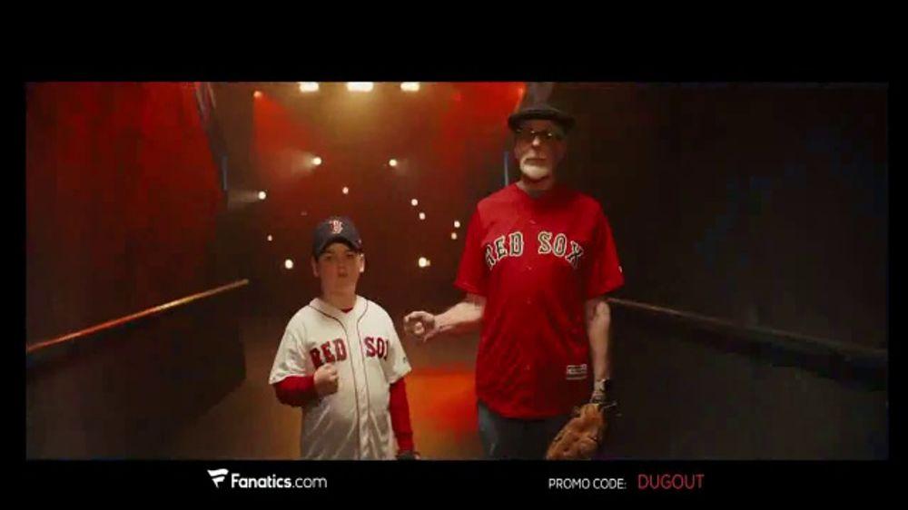 Fanatics.com TV Commercial, 'MLB Fans: Exclusive Designs' Song by Greta Van Fleet