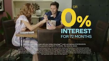 Ashley HomeStore Friends & Family Sale TV Spot, 'Sofas, Beds & Dining Sets' - Thumbnail 8