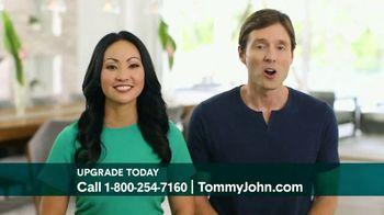 Tommy John TV Spot, 'Awkward Adjustment Moments'