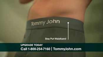 Tommy John TV Spot, 'Awkward Adjustment Moments' - Thumbnail 6