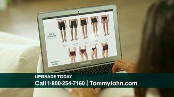 Tommy John TV Spot, 'Awkward Adjustment Moments' - Thumbnail 8