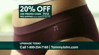 Tommy John TV Spot, 'Awkward Adjustment Moments' - Thumbnail 9