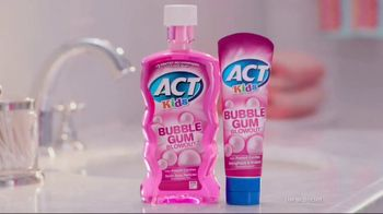 ACT Kids Toothpaste TV Spot, 'One Thing Is Easier' - Thumbnail 5
