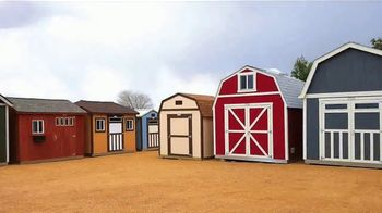 Tuff Shed Anniversary Sale TV Spot, 'Celebrate the Possibilities' - Thumbnail 2