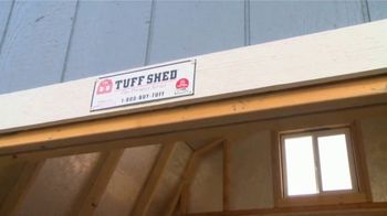 Tuff Shed Anniversary Sale TV Spot, 'Celebrate the Possibilities' - Thumbnail 4