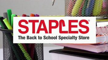 Staples TV Spot, 'History Channel: Back to School' - Thumbnail 8