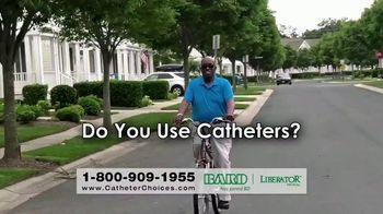 Liberator Medical Supply TV Spot, 'The Catheter Best for You' - Thumbnail 1