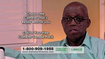 Liberator Medical Supply TV Spot, 'The Catheter Best for You' - Thumbnail 4