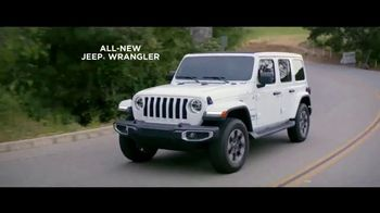 Jeep Summer of Jeep TV Spot, 'Full Line: Sold Out: Open Air' Song by OneRepublic [T1] - 103 commercial airings