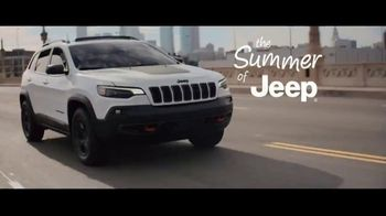 Jeep Summer of Jeep TV Spot, 'Full Line: Sold Out' Song by OneRepublic [T2] - 192 commercial airings