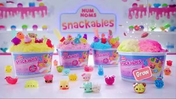 Num Noms Snackables TV Spot, 'Snow Cones and Silly Shakes with Slime' - Thumbnail 6