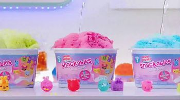 Num Noms Snackables TV Spot, 'Snow Cones and Silly Shakes with Slime' - Thumbnail 8