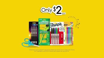 Office Depot TV Spot, 'Go Back With $2 Supplies' - Thumbnail 10