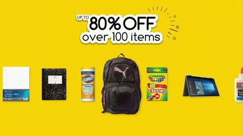 Office Depot TV Spot, 'Go Back With $2 Supplies' - Thumbnail 7