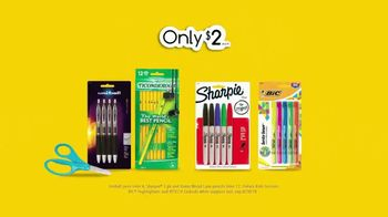 Office Depot TV Spot, 'Go Back With $2 Supplies' - Thumbnail 9