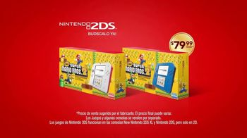 Nintendo 2DS XL TV Spot, 'Que la diversión no pare' [Spanish] - Thumbnail 6