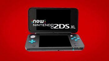 Nintendo 2DS XL TV Spot, 'Que la diversión no pare' [Spanish] - Thumbnail 1