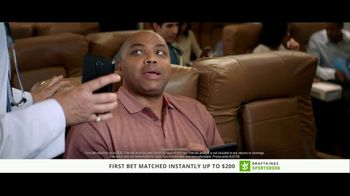 DraftKings Sportsbook TV Spot, \'Something\'s Wrong: Crabs\'