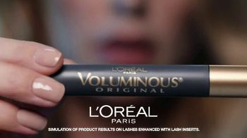 L'Oreal Paris Cosmetics Voluminous Original Mascara TV Spot, 'The Power' - Thumbnail 3