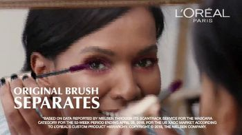 L'Oreal Paris Cosmetics Voluminous Original Mascara TV Spot, 'The Power' - Thumbnail 6