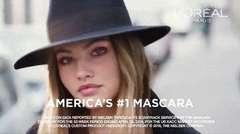 L'Oreal Paris Cosmetics Voluminous Original Mascara TV Spot, 'The Power' - Thumbnail 8