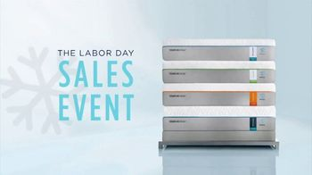 Tempur-Pedic Labor Day Sales Event TV Spot, 'Night and Day' - Thumbnail 8