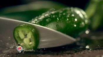 Burger King Jalapeño King TV Spot, 'Jalapeño Is Here' - Thumbnail 5