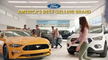 Ford Summer Sales Event TV Spot, 'On Your Own' Song by American Authors [T2] - Thumbnail 5
