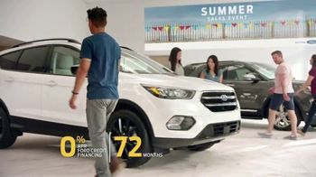 Ford Summer Sales Event TV Spot, 'On Your Own' Song by American Authors [T2] - Thumbnail 6