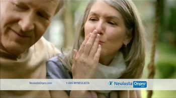 Neulasta Onpro TV Spot, 'The Day After Chemo: Copay Card' - Thumbnail 10