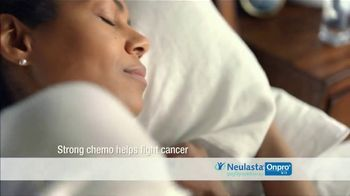 Neulasta Onpro TV Spot, 'The Day After Chemo: Copay Card' - Thumbnail 3
