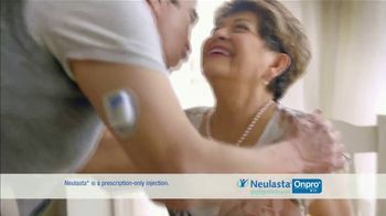 Neulasta Onpro TV Spot, 'The Day After Chemo: Copay Card' - Thumbnail 6