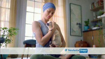 Neulasta Onpro TV Spot, 'The Day After Chemo: Copay Card' - Thumbnail 9