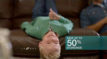 La-Z-Boy 36 Hour Sale TV Spot, 'Favorite Spot' - Thumbnail 8