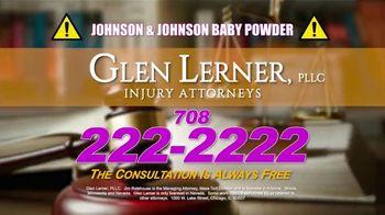 Glen Lerner TV Spot, 'Johnson & Johnson Products' - Thumbnail 7
