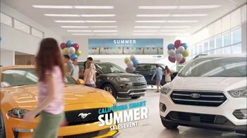 Ford Summer Sales Event TV Spot, 'Rest Stop' Song by American Authors [T2] - Thumbnail 6